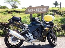 和っちさんのCBR400R 左サイド画像