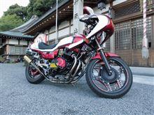 Y.A.garageさんのCBX400F メイン画像