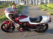 Y.A.garageさんのCBX400F 左サイド画像