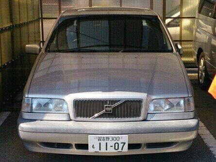 ボルボ 850