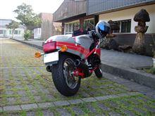 バイクオヤジGOGOさんのKB-3 リア画像