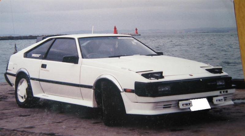 トヨタ セリカXX