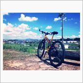 ツッキー@AZさんのマウンテンバイク