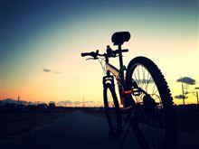 ツッキー@AZさんのマウンテンバイク リア画像