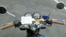 ゲレギャン(改名)さんのCB250F ジェイド インテリア画像