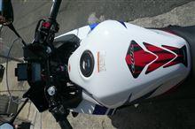 t-shimoさんのCBR400R インテリア画像
