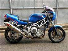rider61さんのTRX850 メイン画像