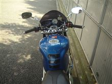 rider61さんのTRX850 インテリア画像