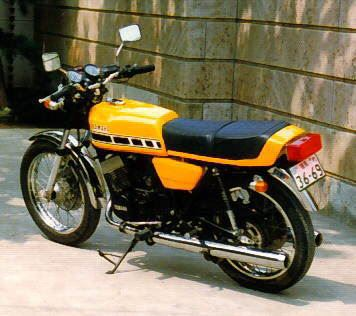 rider61さんのRD400