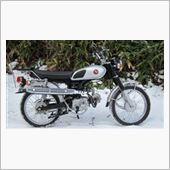 lonesome-riderさんのベンリィ CL50