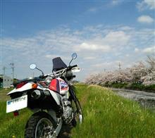 ミラノヒロシさんのXR250 バハ インテリア画像