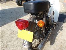tougoさんのカブC70 リア画像