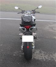 lonesome-riderさんのシヴァー750 リア画像