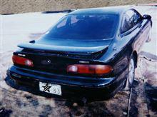 プレキャロさんのMX-6 リア画像