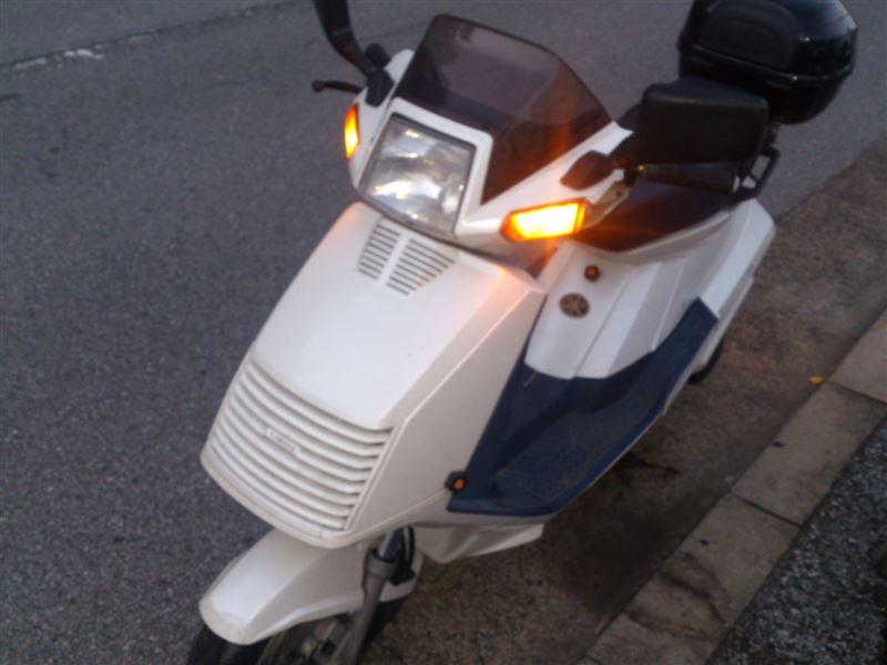 k-jiroさんのCZ150R