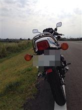 ミナミナさんのRZ350 リア画像