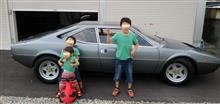 渋さんの308gt4 左サイド画像