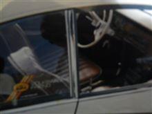 ポルコ・ロッソ(ぶた)さんのカルマンギア インテリア画像