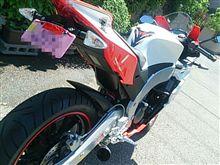 moto#76さんのRS4 125 リア画像