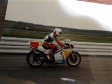 ポルコ・ロッソ(ぶた)さんのNSR250RK リア画像