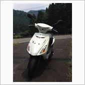 つばめ青次郎さんのアドレスV125S