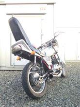 S太郎くんさんのGSX400E リア画像