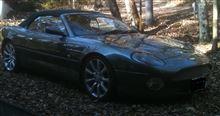 Aston3台Porsche3台さんのDB7 ヴォランテ メイン画像