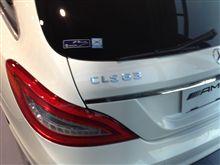 Liebe    MercedesさんのCLSクラス シューティングブレーク リア画像