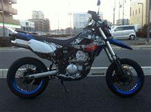 ninja-kaiさんのD-TRACKER X 左サイド画像