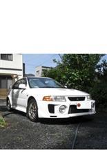 PAKKUNさんの愛車:三菱 ランサーエボリューションV