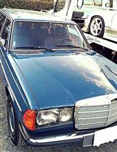 W123-新米userさんのミディアムクラス ワゴン メイン画像