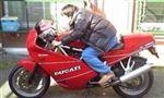 ドゥカティ 400SSJr