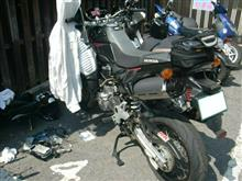 to_siさんのFMX650 左サイド画像
