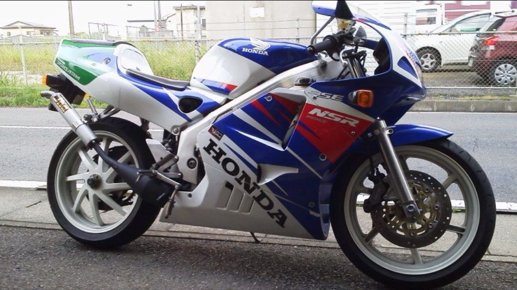 ホンダ NSR250SE