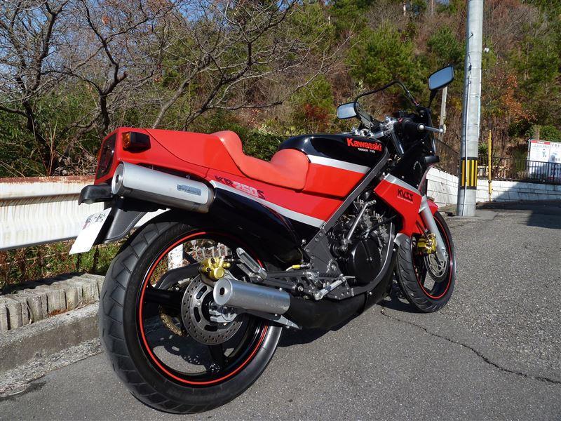 カワサキ KR250A