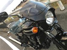 猫七さんのZRX400-II インテリア画像