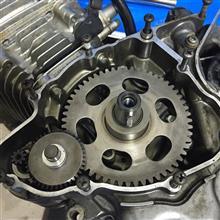 エンジン(S/C)さんのSEROW225 インテリア画像