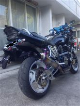 kohaku466さんのXJR1200R リア画像