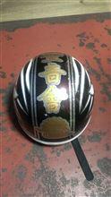 聖帝卍來夢さんのCBX400F インテリア画像