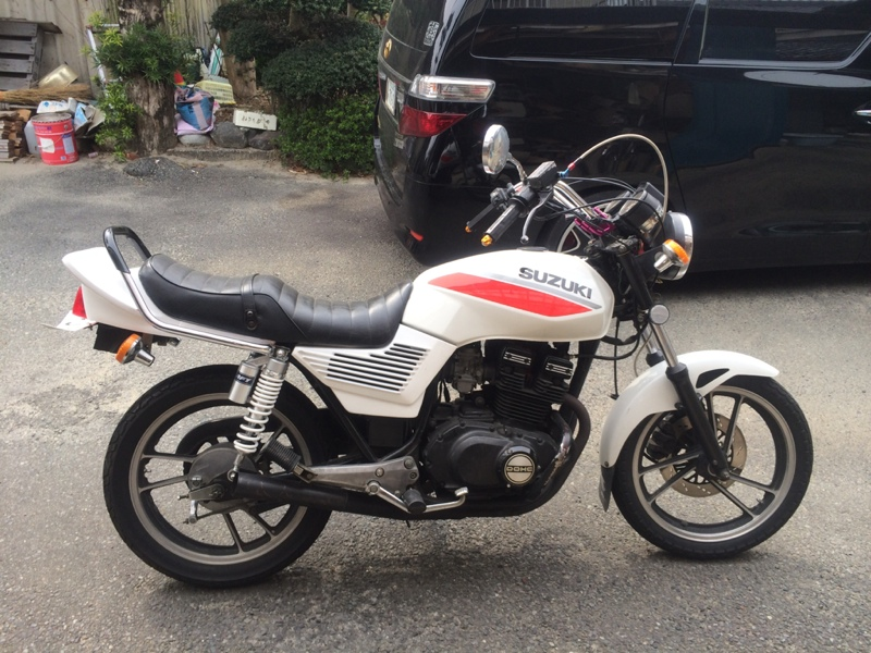 さぎちゃんさんのGSX250E
