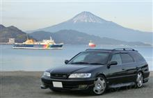 (・∀・)9さんの愛車:トヨタ マークIIクオリス