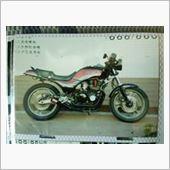 zespegessさんのGPZ400F-II