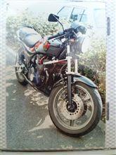 zespegessさんのGPZ400F-II 左サイド画像