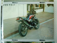 zespegessさんのGPZ400F-II リア画像