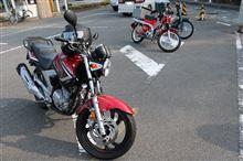 準急/ヒマ人1号さんのYBR250 左サイド画像