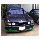 ブヒラッチ さんの愛車「BMWアルピナ B10 BiTURBO」
