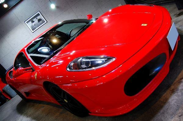 フェラーリ フェラーリ F430 (クーペ)