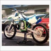 るるしげさんのKX250