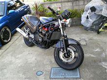 mikumikuuuuさんのGPZ400R リア画像