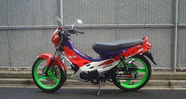 rider61さんのタイカワサキLEO-SE120
